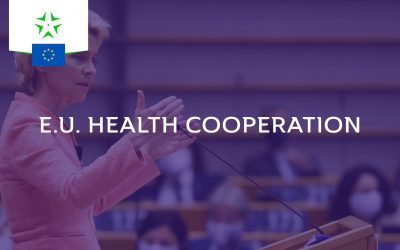 The EU ready to play the health cooperation card, but who holds the cards?
